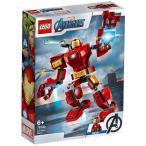レゴ(LEGO) スーパー・ヒーローズ アイアンマン・メカスーツ 76140 男の子 6歳 プレゼント