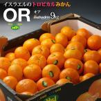 オアオレンジ(約10kg)イスラエル産 ORマンダリン 送料無料