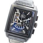 ゼニス ZENITH グラントポートロワイヤル 95.0550.4021 ブラック 腕時計 メンズ 中古