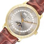 ブランパン BLANCPAIN コンプリートカレンダー 6654-3613-055A 自動巻き メンズ 腕時計 中古