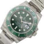 ロレックス ROLEX サブマリーナ 116610LV 腕時計 メンズ 中古