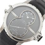 ジャケ・ドロー JAQUET DROZ グランドセコンドSW J029020243 グレー 腕時計 メンズ 中古