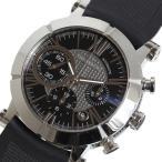 ティファニー TIFFANY&CO アトラスジェントクロノグラフ Z1000.82.12A10A91A ブラック ラバー 自動巻 メンズ 腕時計 (中古)