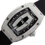 リシャール・ミル Richard Mille オートマティック RM007 WG無垢 ダイヤモンド レディース 腕時計(中古)