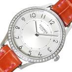エルメス HERMES スリム ドゥ エルメス CA2.130 クォーツ ダイヤベゼル レディース ウォッチ 腕時計