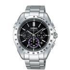 セイコー ブライツ SAGA075 メンズ 腕時計 クロノグラフ SEIKO ソーラー電波時計 新品