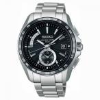セイコー ブライツ SAGA159 メンズ 腕時計 ワールドタイム コンフォテックス チタン SEIKO ソーラー電波時計 新品
