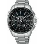 セイコー ブライツ SAGA163 メンズ 腕時計 クロノグラフ コンフォテックス チタン SEIKO ソーラー電波時計 新品