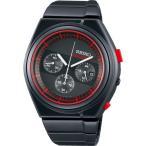 セイコー スピリット SCED055 メンズ 腕時計 ジウジアーロ・デザイン 限定モデル クロノグラフ レッド SEIKO 電池式 クオーツ 新品