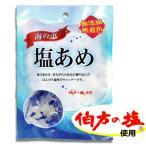 伯方の塩飴 ( 塩あめ ) 55g入り 6袋 無添加・熱中症予防
