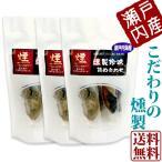 瀬戸内 海鮮一口珍味 詰め合わせ 燻製 スモーク 5種袋入り ( 牡蠣 しず すずき たい たこ )×3袋 珍味 送料無料