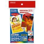 カラーレーザー&カラーコピー用はがきサイズ用紙(光沢紙) LBP-FG3630