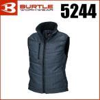 (アウトレット) 防寒ベスト BURTLE バートル 5244 S~4L ユニセックス (ネーム一か所無料)