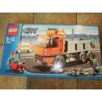レゴ シティ ダンプカー 4434