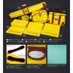 PRIME AREAライトへらバッグPA-05スペシャルエディション/イエロー Eセット