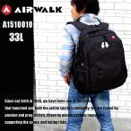 ショッピングリュック レディース リュック レディース 黒 AIRWALK AIR WALK エアウォーク デカリュック でかリュック メンズ バックパック 大容量 おしゃれ