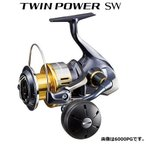 シマノ 15 ツインパワーSW 4000XG