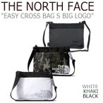 �Ρ����ե����� �����å��� THE NORTH FACE ��� ��ǥ����� EASY CROSS BAG S BIG LOGO �������� �����Хå�S �ӥå� �� ��3�� NN2PJ56J/K/L �Хå�