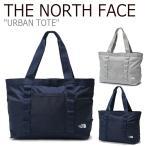 ノースフェイス トートバッグ THE NORTH FACE メンズ レディース URBAN TOTE アーバン トート NAVY SILVER ネイビー シルバー NN2PK09A/B バッグの画像