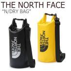 ノースフェイス ショルダーバッグ THE NORTH FACE メンズ レディース N/DRY BAG N/ドライバッグ BLACK YELLOW ブラック イエロー NN2PK11J/K バッグの画像