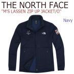 ノースフェイス アウター THE NORTH FACE メンズ M'S LASSEN ZIP UP JACKET/O ラッセン ジップアップ ジャケット Navy ネイビー OJ5JI51A ウェア