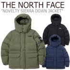 ノースフェイス ダウン THE NORTH FACE メンズ レディース NOVELTY SIERRA DOWN JACKET ノベルティー シエラ ダウンジャケット 全3色 NJ1DK52J/K/L ウェア