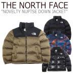 ノースフェイス ダウン THE NORTH FACE メンズ NOVELTY NUPTSE DOWN JACKET ノベルティー ヌプシ ダウンジャケット NJ1DK54J/K/L ウェア