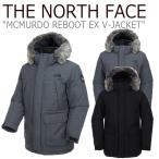 ノースフェイス ジャケット THE NORTH FACE MCMURDO REBOOT EX V-JACKET マクマード リブートEX V-ジャケット ブラック グレー NJ3NK55A/B ウェア