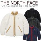 フリース ノースフェイス THE NORTH FACE メンズ M'S CAMPSHIRE FULL ZIP JACKET キャンプシャイア フルジップ ジャケット 全4色 NJ4FK52A/B/C/D ウェア