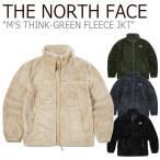 フリース ノースフェイス THE NORTH FACE THINK-GREEN FLEECE シンクグリーン フリースジャケット ブラック チャコール キャメル カーキ NJ4FK55A/B/C/D ウェア