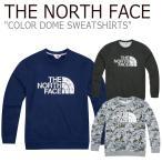 ノースフェイス スウェット THE NORTH FACE メンズ レディース COLOR DOME SWEATSHIRTS カラー ドーム スウェットシャツ トレーナー NM5MJ04J/K/M ウェア