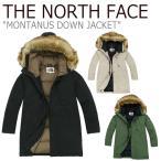 ノースフェイス ダウン THE NORTH FACE MONTANUS DOWN JACKET モンタヌス ダウンジャケット BEIGE ベージュ GREEN グリーン BLACK ブラック NYJ1DH61 ウェア