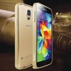 GALAXY S5 ケース カバー スリムアルミバンパー ハードケース カバー for Galaxy S5 SM G900H SC 04F SCL23 スマホケース