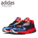 アディダス ファルコン スニーカー adidas メンズ レディース FALCON ダッドシューズ NAVY ネイビー CG6632 シューズ