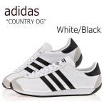 adidas COUNTRY OG FTWR WHITE CORE BLACK FTWR WHITE アディダス カントリー S81862 シューズ スニーカー