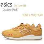 "ASICS GEL-LYTE III ""Outdoor Pack"" HONEY MUSTARD【アシ..."