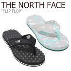 ノースフェイス サンダル THE NORTH FACE メンズ レディース FLIP FLOP フリップフロップ ビーチサンダル MINT BLACK ミント ブラック NS98K17A/B/K/M シューズの画像