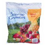 送料無料(東北〜中部)フルーツミックス Sunrise Growers 1.81kg (冷凍) コストコ フルーツ 果実 果物