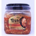白菜キムチ 宗家キムチ  1.2kg  特選 本場韓国キムチ 要冷蔵
