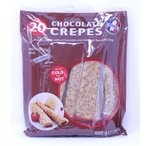 チョコレート クレープ 30g×20本 TIGREAT FRENCH CHOCOLATE CREPES 600g