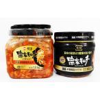 宗家 白菜キムチ1.2kg &ダイコンキムチ(カクテキ)800gセット 本場韓国 要冷蔵