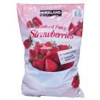 冷冻食品 - ストロベリーKIRKLAND カークランド  イチゴ  2.72Kg 冷凍品コストコ