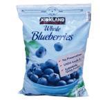 冷冻食品 - ブルーベリー KIRKLAND カークランド ブルーベリー 2.27Kg 冷凍品コストコ