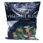 送料無料(東北〜中部)冷凍野菜 ステア フライ ベジタブル ブレンド 2.49Kg  KIRKLAND カークランド コストコ まとめ買い 大容量