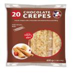 チョコクレープ クール便発送 チョコレート クレープ 30g×20本 TIGREAT FRENCH CHOCOLATE CREPES 600g