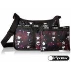 レスポートサック(LeSportsac)スヌーピーインザスターズ デラックスエブリデイバッグ/ポーチ付き/ショルダーバッグ/DELUXE EVERYDAY BAG/SNOOPY IN THE STARS