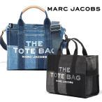 マークジェイコブス(Marc Jacobs) 「THE TOTE BAG」THE DENIM MINI TOTE BAG ザ デニム ミニ トートバッグ ショルダーバッグ H016M06FA21