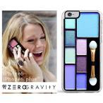 タイムセール/メール便送料無料/iPhone6+/ゼログラビティ(Zero Gravity)iPhone6plusケース/BLUE COMPACT/ブルーアイシャドーコンパクト柄