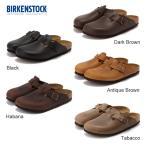 ショッピングビルケン ビルケンシュトック Birkenstock BOSTON ボストン クロッグサンダル コンフォートサンダル レザー 本革 メンズ レディース