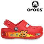 CROCS crocslights Cars clog  クロックス クロックスライツ カーズ クロッグ  キッズ 子供用 カーズ ライトニングマックイーン LED サンダル  1507